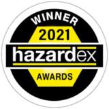 Thorne & Derrick Win Excellence in Customer Service Award At HazardEx 2021